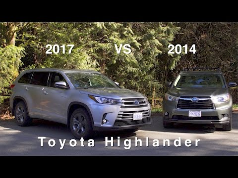2017 toyota highlander hybrid review carultra. Black Bedroom Furniture Sets. Home Design Ideas