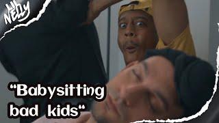 Babysitting bad kids