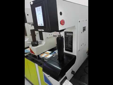 Fully Automatic Digital Rockwell Hardness Tester With Inbuilt Printer
