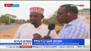 Msitu wa Boni kulipuliwa