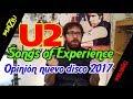 U2 Songs of Experience NUEVO DISCO 2017