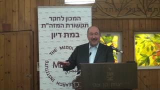 נשיא המרכז הירושלמי, השגריר לשעבר דורי גולד מספר על העולם הדיפלומטי החדש