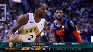 S.I.'s Chris Mannix: Why The Clippers Are Better Than The Lakers | The Dan Patrick Show | 7/15/19