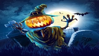 Scary Halloween Music: Creepy Music, Dark Music, Instrumental Horror Music, Spooky Music ♪4