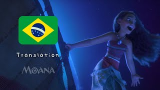 Disney's Moana | Eu Sou Moana - I am Moana (Brazilian Portuguese version) with S+T