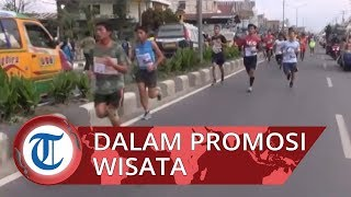 Sebanyak Seribu Peserta Ikuti Lomba Maraton untuk Promosi Wisata di Karo