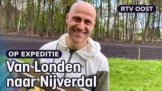 Oud-voedingscoach Arsenal heeft nu eigen voedselbos in Twente   RTV Oost