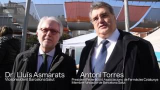Barcelona Salut cardioproteix els Mercats de L'Hospitalet de Llobregat