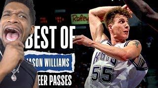 Jason Williams' Most Amazing Passes | NBA Career Highlights