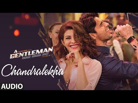 Chandralekha Full Audio Song | A Gentleman - Sunda