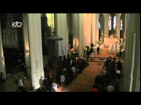 Vêpres et Eucharistie du 18 avril 2015