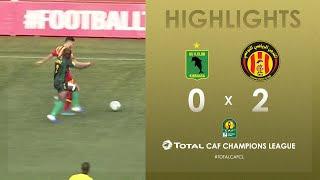 CL CAF : AS Vita Club 0-2 Espérance de Tunis