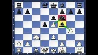 Chess Trap 14 (Bogoljubov Trap against Slav Defense)
