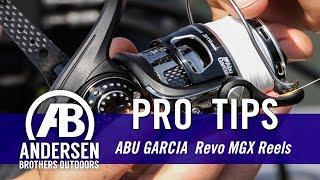 NEW Abu Garcia Revo MGX Spinning Reel