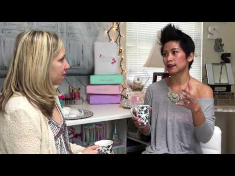 Video 1 Swirl & Sparkle Interview with Mari Lang