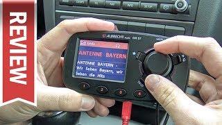 Test: DAB+ im Auto nachrüsten mit dem Albrecht DR 57 DAB+ Adapter