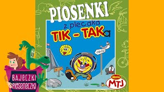 Fasolki, Pan Tik-Tak - Piosenki z plecaka Tik-Taka