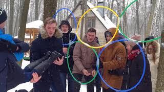 """Олимпийская Масленица """"Pancake Holiday"""""""