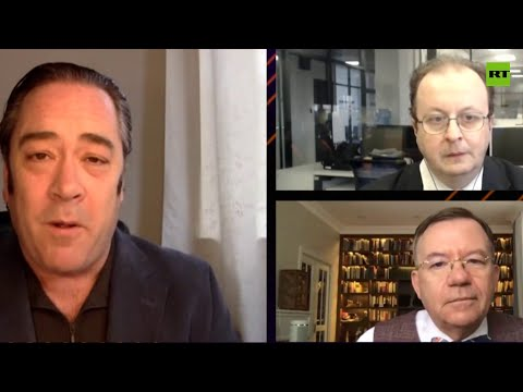 CrossTalk Bullhorns | Quarantine Edition | Backing democracy?