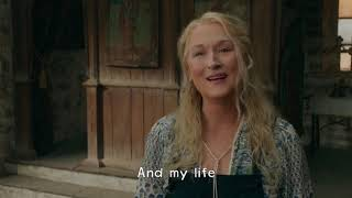 Mamma Mia! Here We Go Again   My Love, My Life (Lyrics) 1080pHD