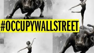Cavalry Arrives for Occupy Wall Street thumbnail