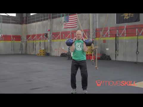 Instructional: Two Kettlebell Clean and Jerk