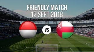 Jadwal Laga Uji Coba Timnas U-16 Indonesia Vs Oman