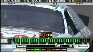 2007 NNC Daytona 500 Pole Qualifying