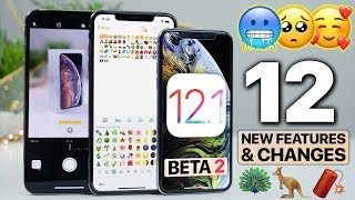 iOS 12.1 Beta 2! New Emojis, Sounds, ChargeGate Fix & More!