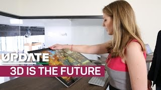 Microsoft Surface Studio and Windows 10 want to bring out the artist in you (CNET Update)