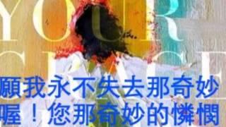 Mercy By Matt Redman, (In Chinese) 憐憫