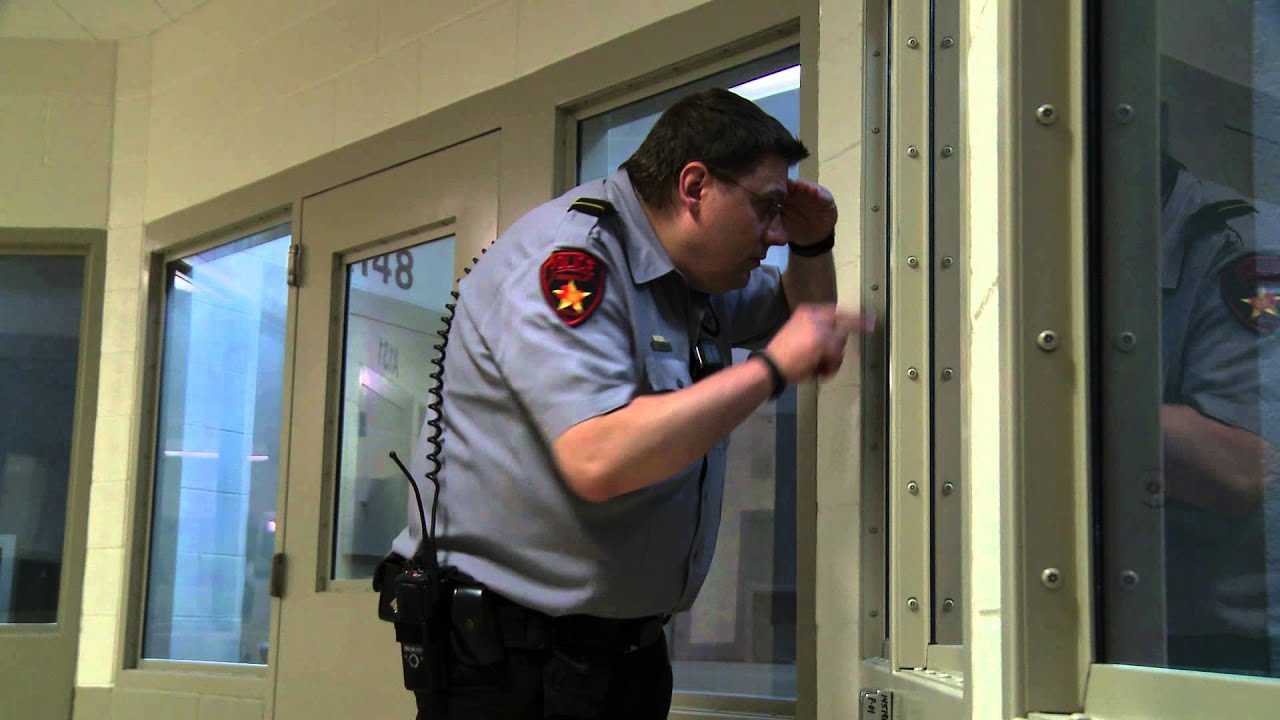 Lewisville PD Detention & Communications