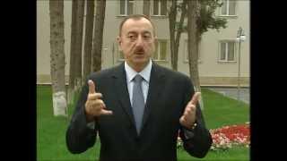 preview picture of video 'İlham Əliyevin 1 nömrəli Sumqayıt Şəhər Xəstəxanasının təmirdən sonra açılışında nitqi'