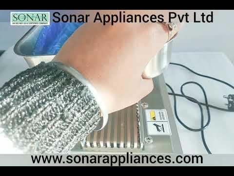 SA-2014 Sonar Oil Press Machine