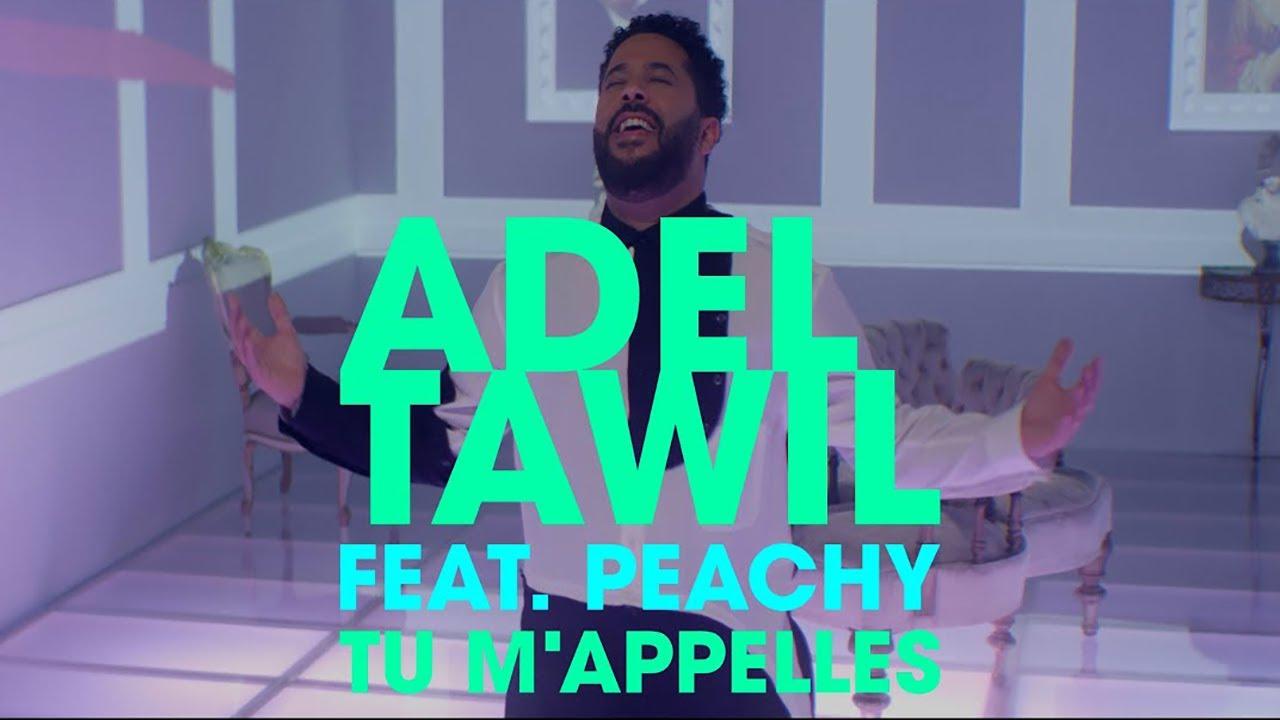 Adel Tawil feat. Peachy – Tu m'appelles