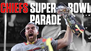 Kansas City Chiefs Super Bowl Parade