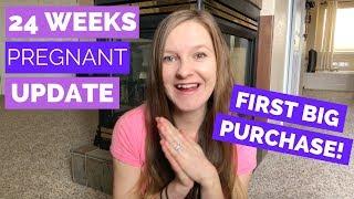 24 Week Pregnancy Update  |   BUYING BABY STUFF!