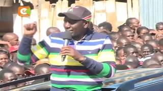 Ruto: Upinzani wameanza kuogopa kushindwa