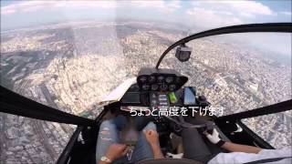 東京遊覧飛行おおむらさきHP~スカイツリー