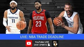 Recorded Live: Harris Rubenstein & Tom Downey   Live Reaction To NBA Deadline