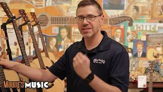 2020 Winter NAMM Lineup At Martin Guitar With Maury's Music