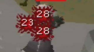 Abusing Dragon Thrownaxes (Osrs 2007)