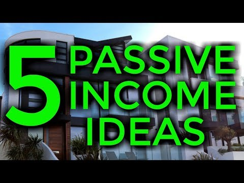 5 Passive Income Ideas To Make $100 Per Day Online