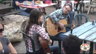 Josh Abbott and Kacey Musgraves - Oh Tonight at Freddie's Austin