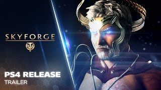 Picture of a game: Skyforge