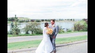 Calgary Wedding Photographer: St Peter's Catholic Church & Hamptons Golf Club - Video Clip