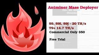 overclock antminer t9 - मुफ्त ऑनलाइन वीडियो