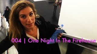 ONE NIGHT IN THE FIREHOUSE / Video Diary