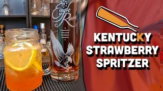 AN EASY BOURBON DRINK RECIPE - Summer Sipping W/ Eagle Rare Bourbon!