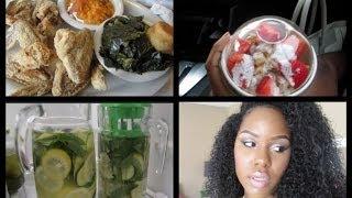 Food, Randomness, Mom and Grandma Visit!
